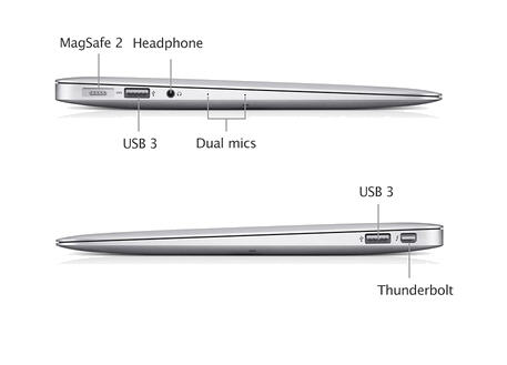 Apple MacBook Air 2013 – Laptop gia cuc re quy nhon