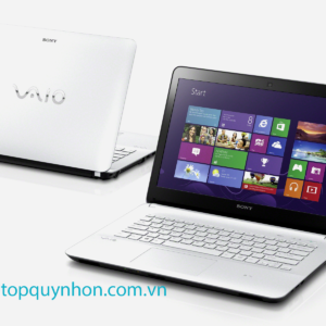 SONY FIT 14 - Laptop chinh hang gia re quy nhon